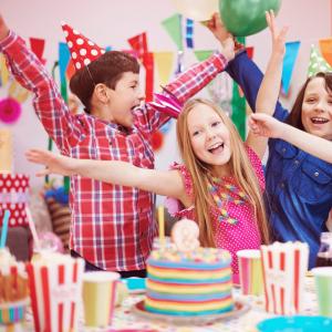 Baloane petrecere copii I București
